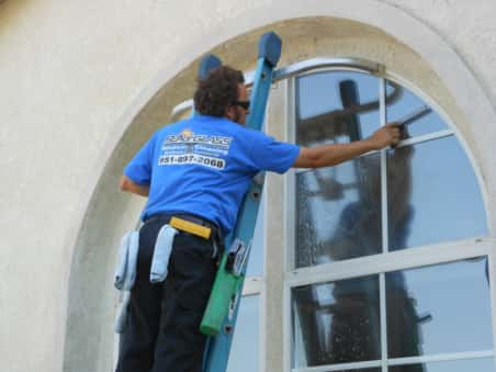 Window Cleaning in Hemet CA