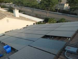 Solar Panel Cleaning in Wildomar