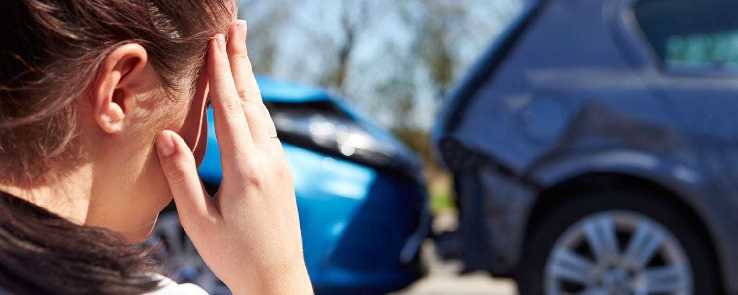 Rear end accident attorney in SF