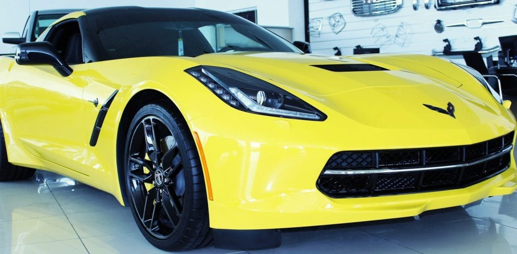 High performace sports car tires
